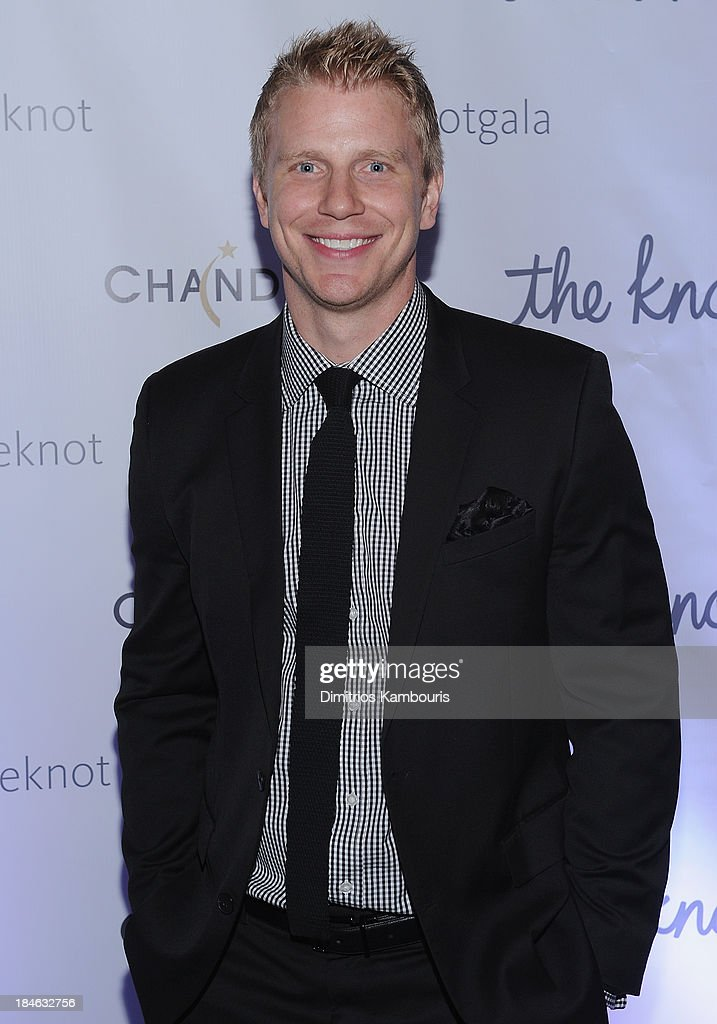 Sean Lowe attends the Knot Gala 2013 at New York Public Library - Astor Hall on October 14, 2013 in New York City.