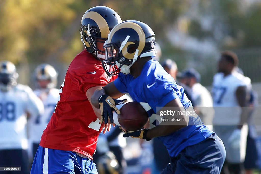 Los Angeles Rams Training Camp