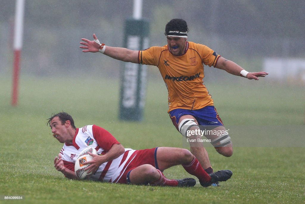 Heartland Championship: Semi Final - West Coast v North Otago