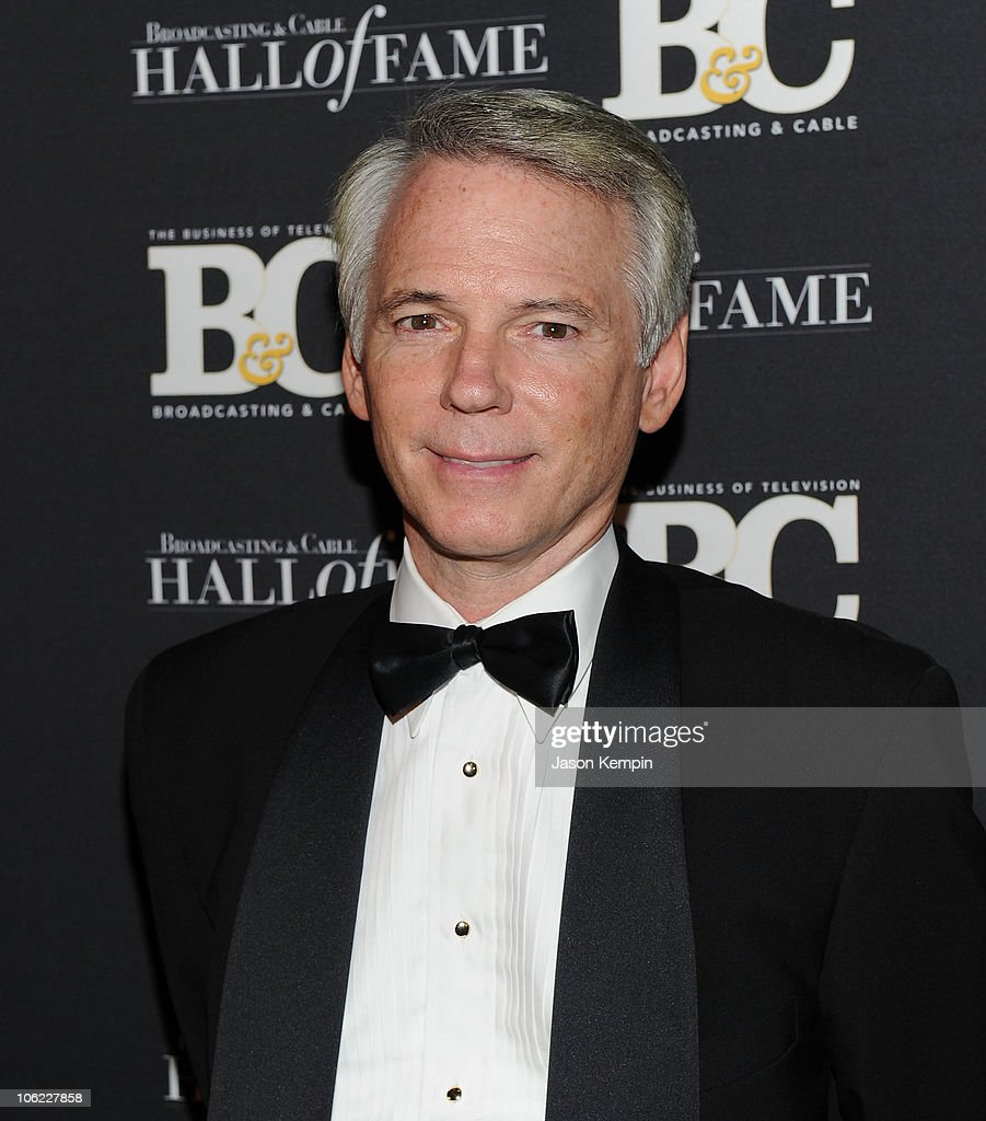 Sean McManus attends the 20th Annual Broadcasting and Cable Hall of Fame Awards at The Waldorf Astoria on October 27 2010 in New York City