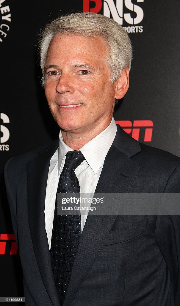 Sean McManus attends the The Paley Center for Media 2014 Spring Benefit Dinner at 583 Park Avenue on May 28 2014 in New York City