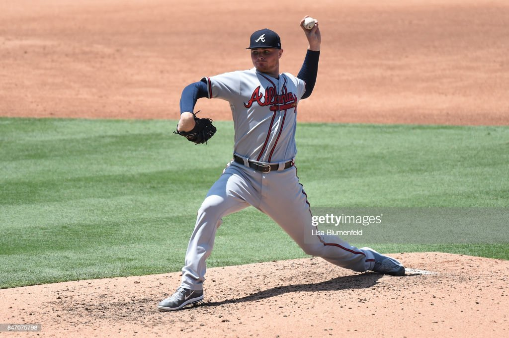 Atlanta Braves v Los Angeles Dodgers