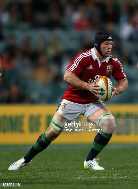 Sean O'Brien British and Irish Lions