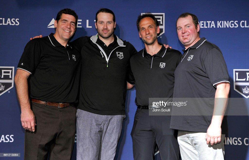 Fans Go All Access with Delta Kings Class: LA Kings Alumni Dustin Penner, Sean O'Donnell, Jamie Storr & Kyle Calder Give Fans Insider Experience at Second Delta Kings Class Event at Smoky Holly Studios