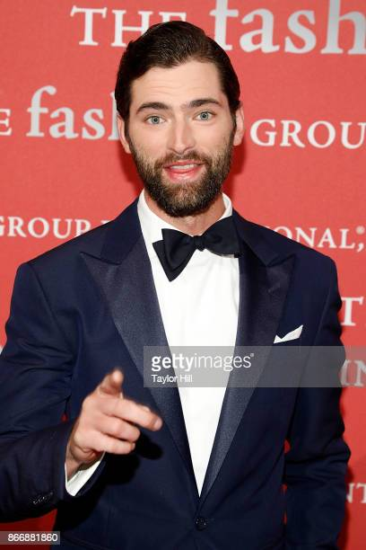 Sean O'Pry attends the 2017 Night Of Stars Gala at Cipriani Wall Street on October 26 2017 in New York City