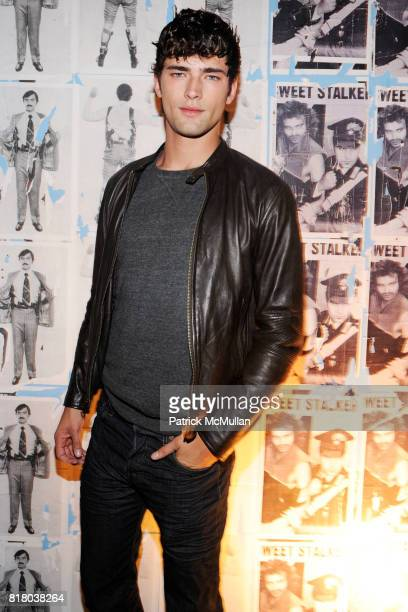 Sean O'Pry attends The Launch of The DETAILS GUILD at Robert Isabel Building on September 16 2010 in New York City