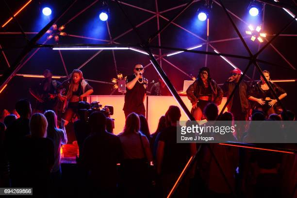 Sean Paul at MTV Live Stage at ExCel on June 9 2017 in London England MTV Live Stage is a new music series that puts the artist at the epicentre of...