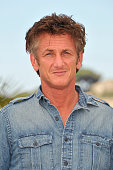 Sean Penn at the photo call for 'This must be the place' during the 64th Cannes International Film Festival