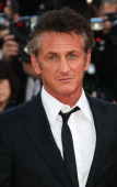Sean Penn attends the 'This Must Be The Place' Premiere during the 64th Cannes Film Festival at the Palais des Festivals on May 20 2011 in Cannes...