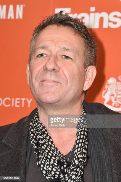 Sean Pertwee attends TriStar Pictures The Cinema Society Host a Screening of 'T2 Trainspotting' at Landmark Sunshine Cinema on March 14 2017 in New...