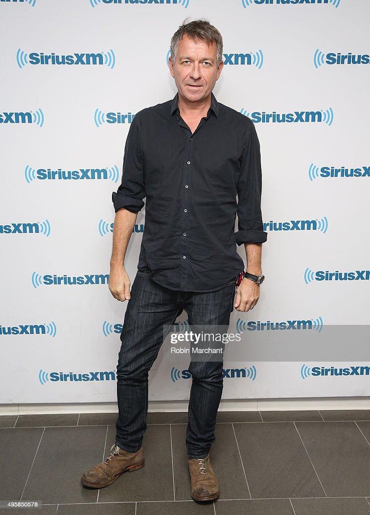 Sean Pertwee visits at SiriusXM Studios on November 5, 2015 in New York City.