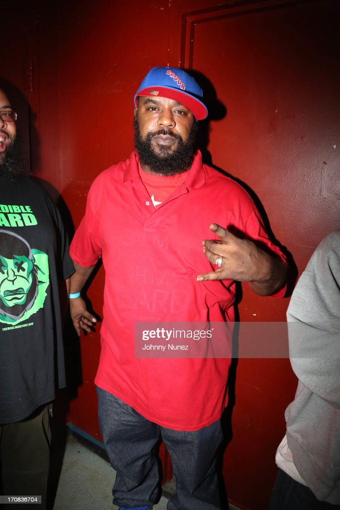 <a gi-track='captionPersonalityLinkClicked' href=/galleries/search?phrase=Sean+Price+-+Rappeur&family=editorial&specificpeople=14972656 ng-click='$event.stopPropagation()'>Sean Price</a> attends at SOB's on June 18, 2013 in New York City.