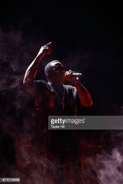 Sean 'Puff Daddy' Combs performs during the concert celebrating 'Can't Stop Won't Stop' during the 2017 Tribeca Film Festival at Beacon Theatre on...