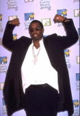 Sean Puffy Combs at the 1999 MTV Europe Music Awards in Dublin November 12 1999