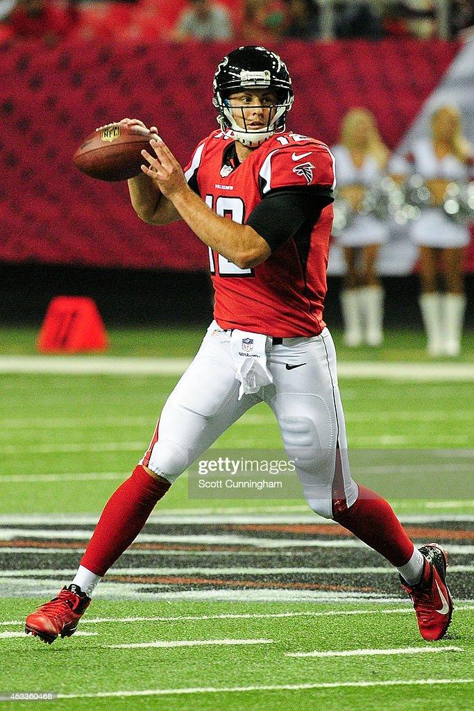 cheap Atlanta Falcons Sean Renfree Jerseys