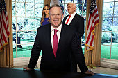 Madame Tussauds New York And Sean Spicer Debut New...