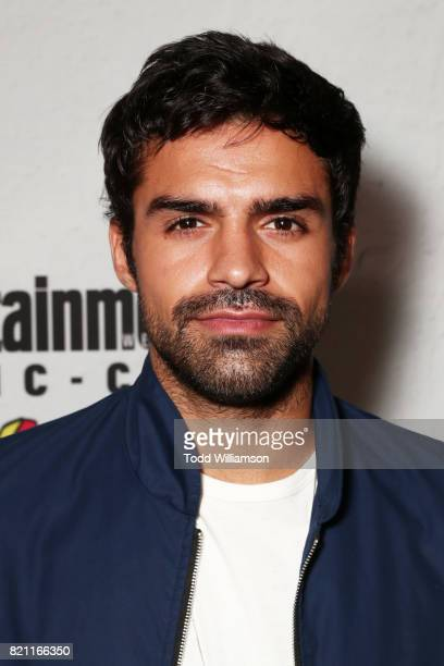 Sean Teale at Entertainment Weekly's annual ComicCon party in celebration of ComicCon 2017 at Float at Hard Rock Hotel San Diego on July 22 2017 in...