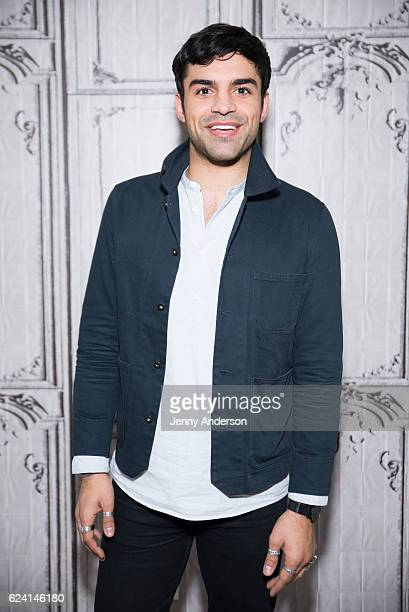 Sean Teale attends AOL Build at AOL HQ on November 18 2016 in New York City