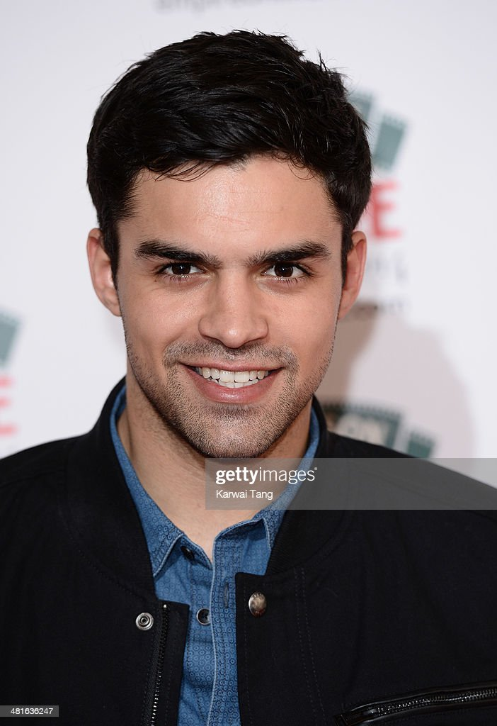 Sean Teale attends the Jameson Empire Film Awards at Grosvenor House on March 30, 2014 in London, England.