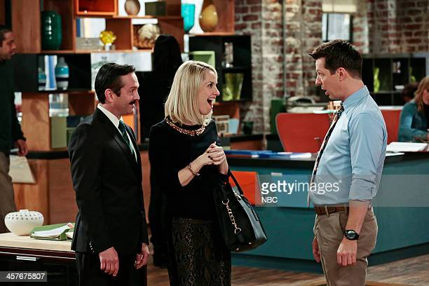 WORLD 'Sean the Fabulous' Episode 110 Pictured Thomas Lennon as Max Leslie Grossman as Susan Sean Hayes as Sean