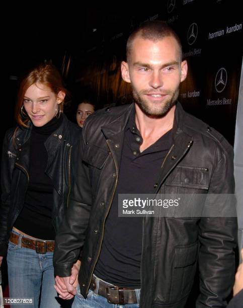 Sean William Scott during Harman/Kardon VIP Celebrity Party at The Rolling Stones Concert Red Carpet Inside at Hollywood Bowl in Hollywood California...