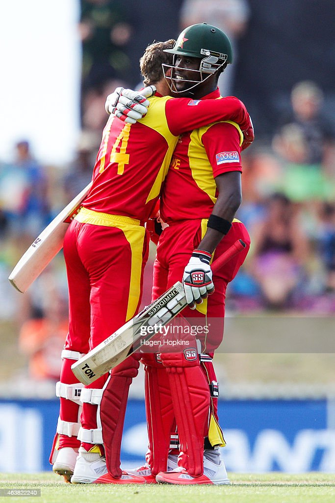 Zimbabwe v United Arab Emirates - 2015 ICC Cricket World Cup