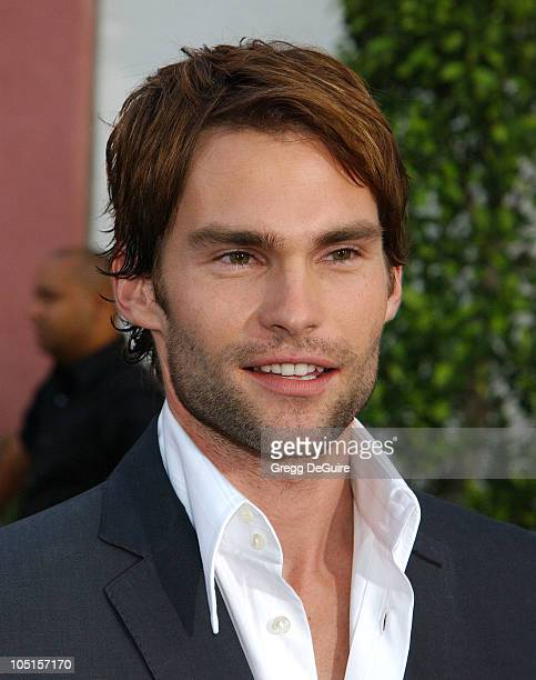 Seann William Scott during 'American Wedding' Premiere in Universal City California United States