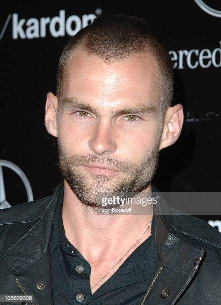 Seann William Scott during Harman/Kardon VIP Celebrity Party at The Rolling Stones Concert at Hollywood Bowl in Hollywood California United States