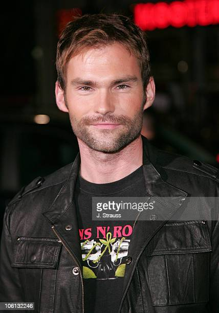 Seann William Scott during 'Jackass Number Two' Los Angeles Premiere Arrivals at Grauman's Chinese Theatre in Hollywood California United States