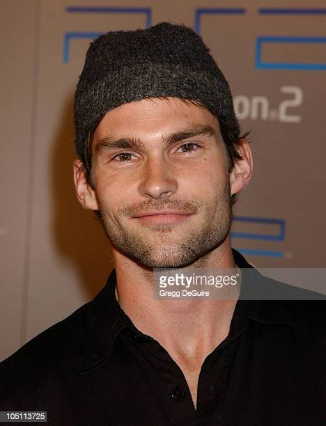 Seann William Scott during Playstation 2 'Playa Del Playstation' Party at Viceroy Hotel in Santa Monica California United States