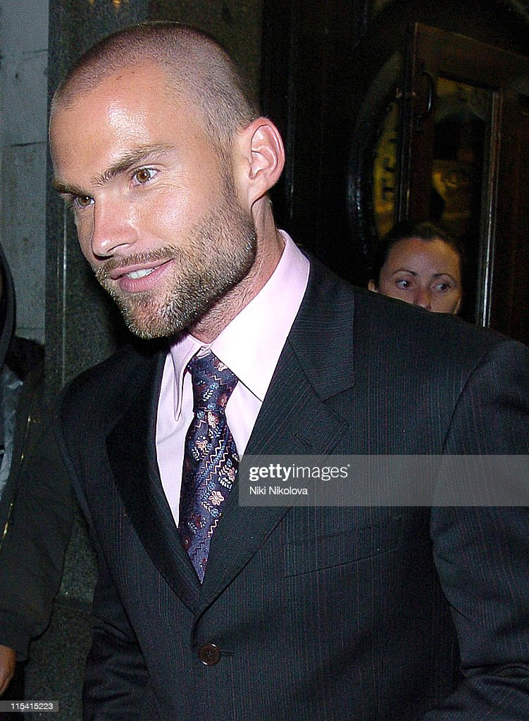 Seann William Scott during 'The Dukes of Hazzard' London Premiere - After Party at Texas Embassy Cantina in London, United Kingdom.