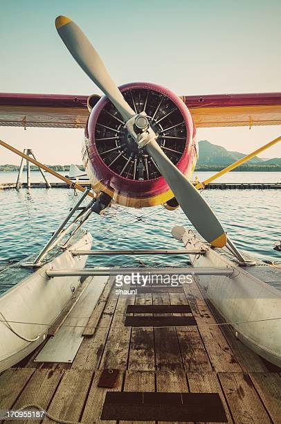 Wasserflugzeug-Dockingstation
