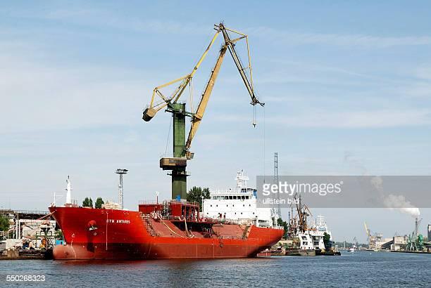 Seaport of Gdansk