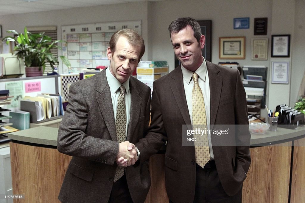 paul lieberstein and steve carell friends