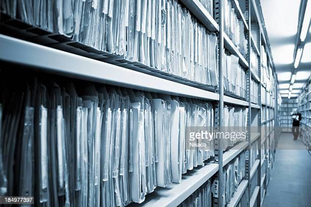 Buscar archivos en un archivo