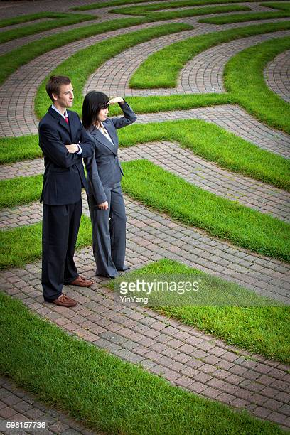 迷路の採用情報を検索して、ビジネス戦略のソリューション企業の未来