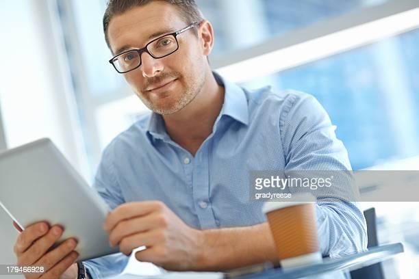 La ricerca online per grandi opportunità di business
