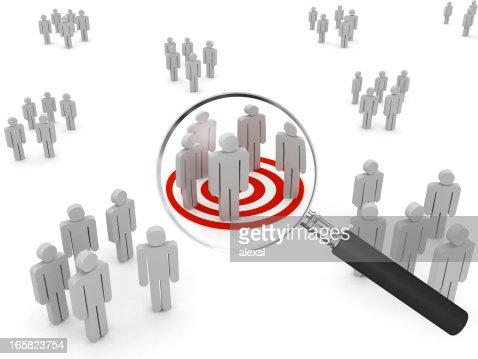 Searching Target Market