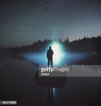 Searching the Lake