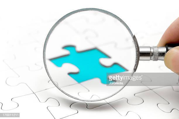 Searching the Missing Piece