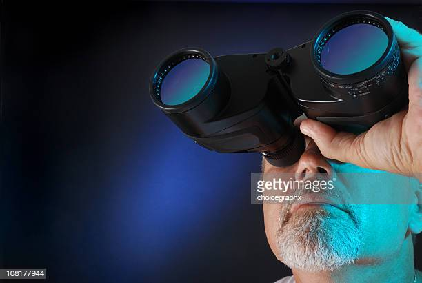 Searching Through Binoculars