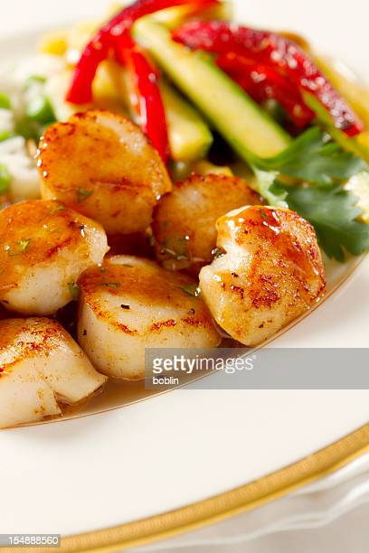 Scallops Stock Photos and Pictures | Getty Images