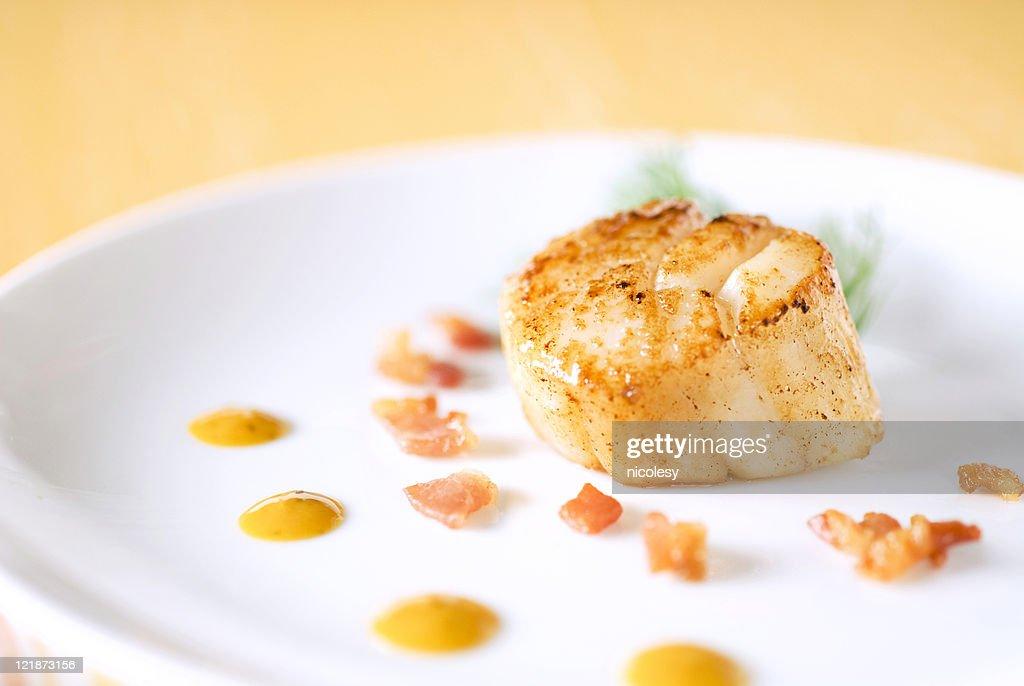 Seared Sea Scallop