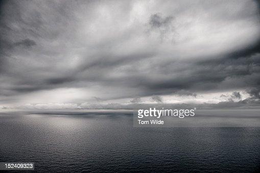 Seascape France : Stock Photo