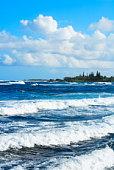 Seascape, Hawaii, USA