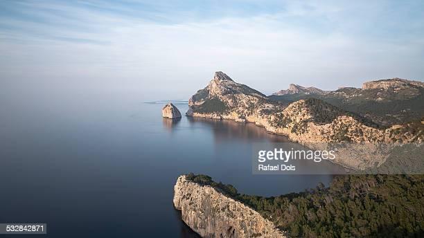 Seascape of Cap de Formentor