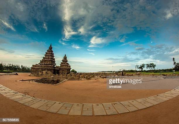 Seashore temple