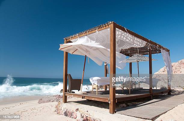 Seaside Massage Cabana at a Resort (Los Cabos, Mexico)