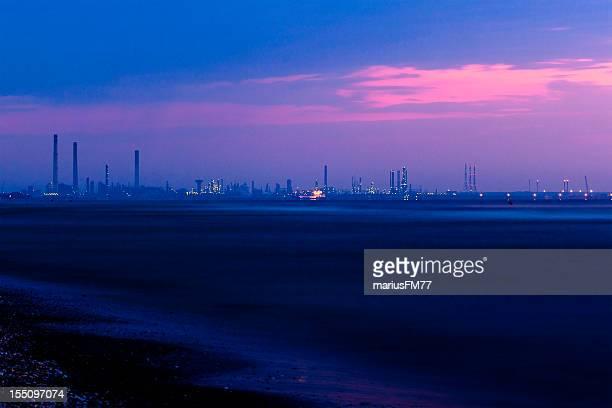 seaside rafinery