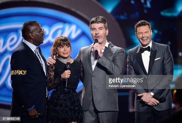 FOX's 'American Idol' Finale For The Farewell Season - Show : News Photo